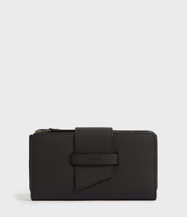 ray leather wallet