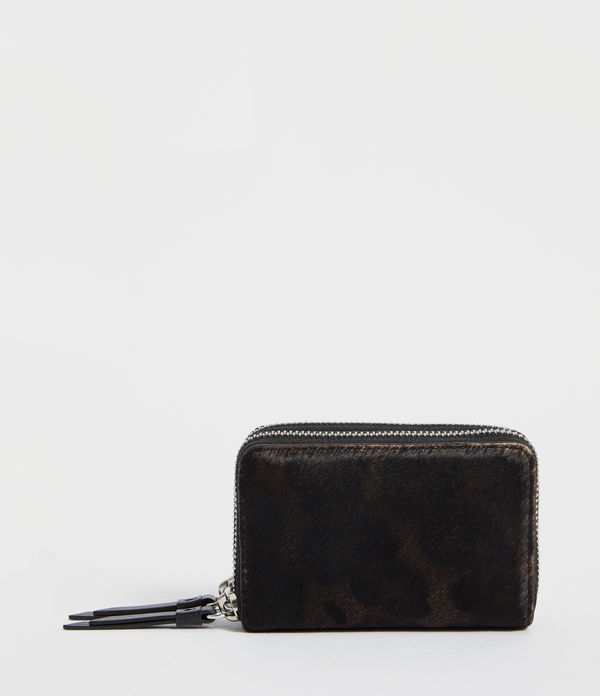 Fetch Leather Cardholder