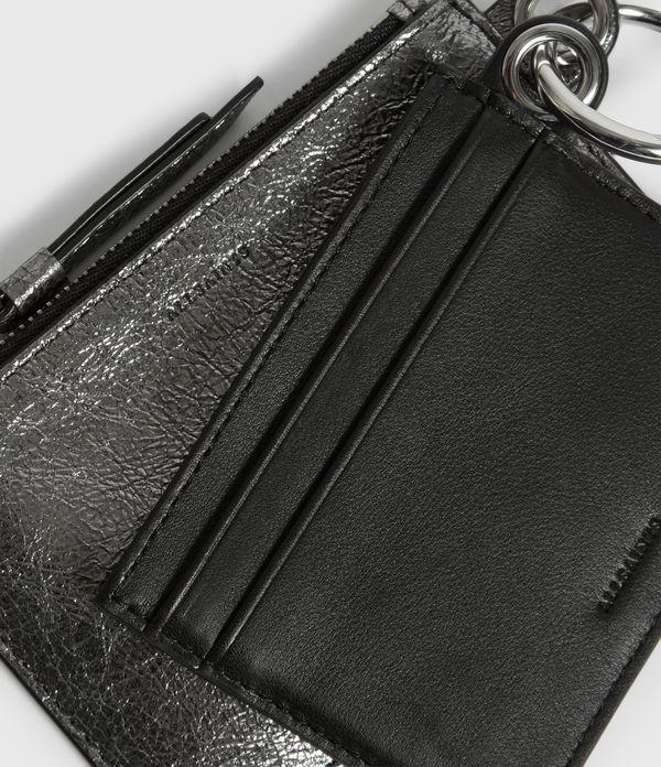 Miki Lea Leather Key Fob