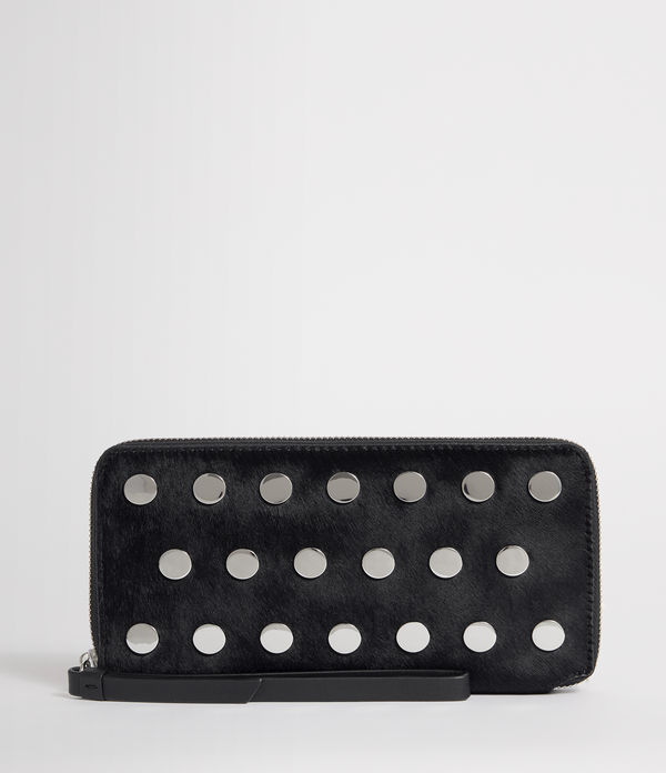 Sid Leather Phone Wristlet