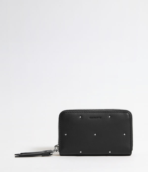 Kathi Leather Card Holder