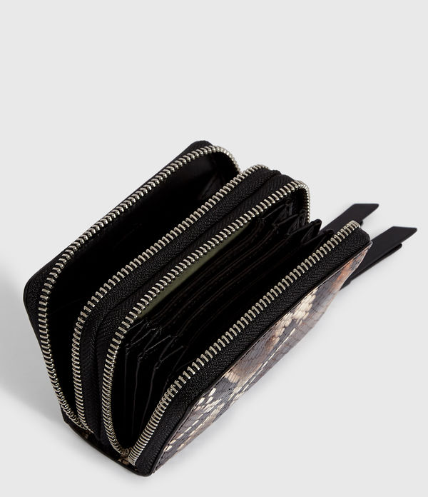Sliver Leather Cardholder