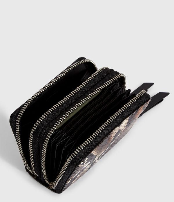 Sliver Leather Cardholder