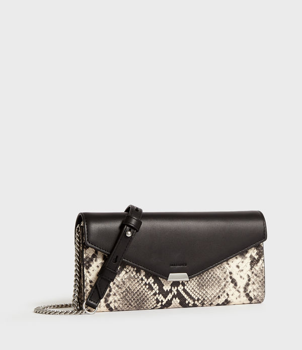 Sliver Chain Wallet