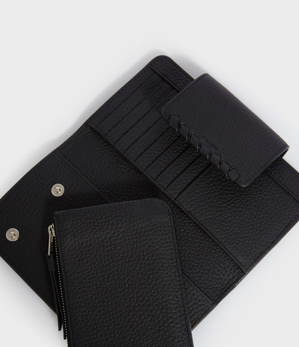 Kita Japanese Leather Wallet