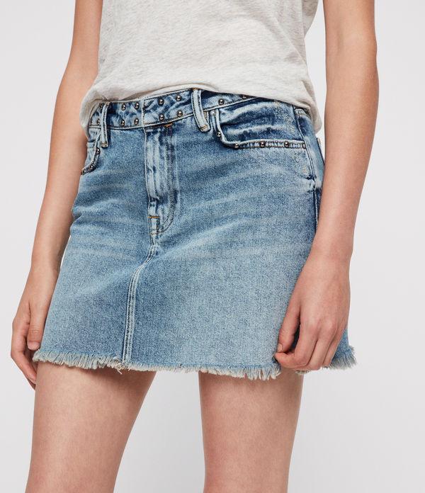 Betty Studded Skirt