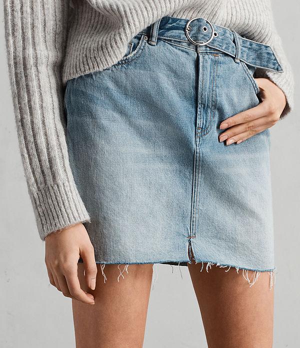 Bette Buckle Skirt