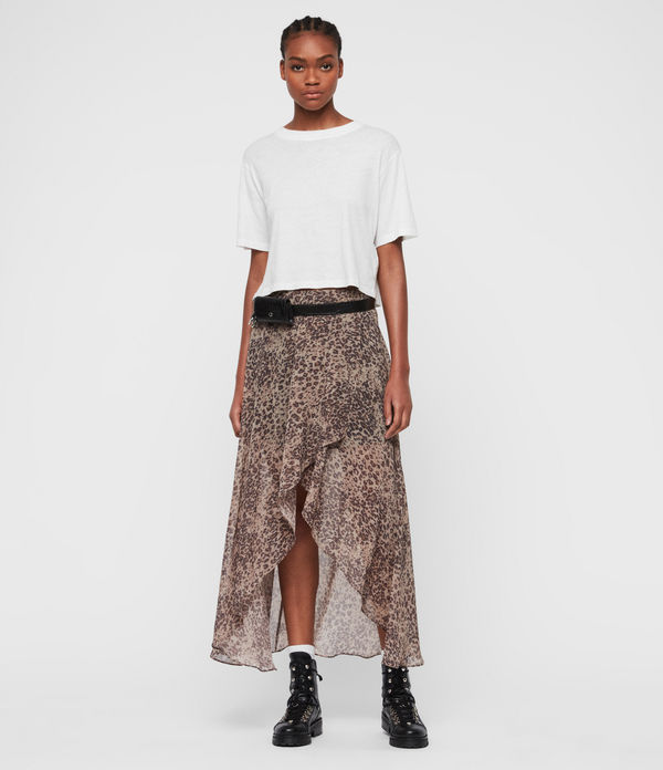 Slvina Patch Skirt