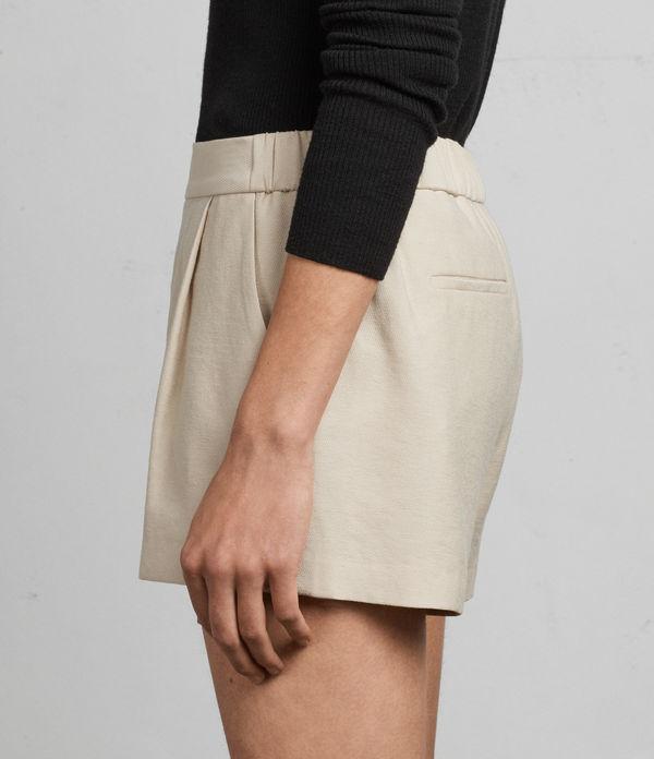 Aleida Mid-Rise Shorts