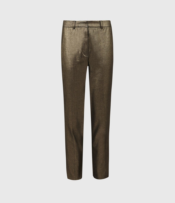 Micah High-Rise Trousers