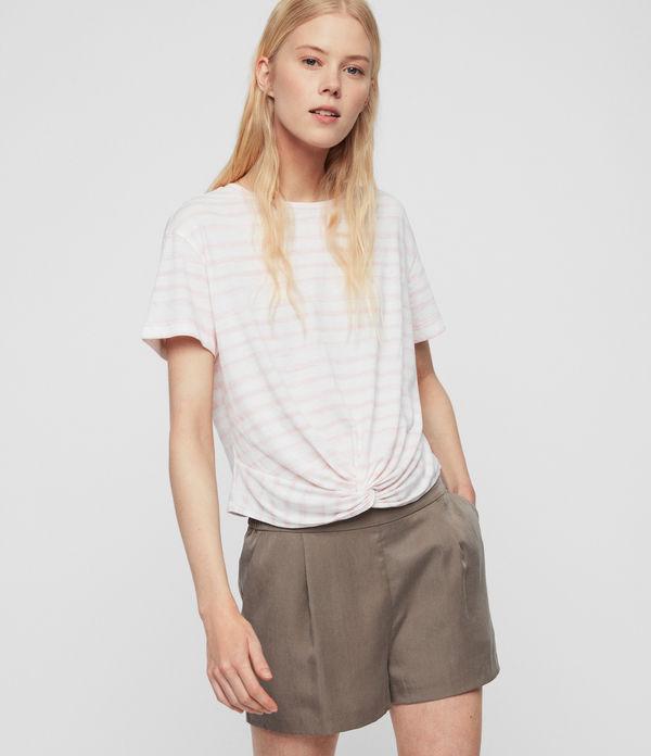 Alva Low-Rise Shorts