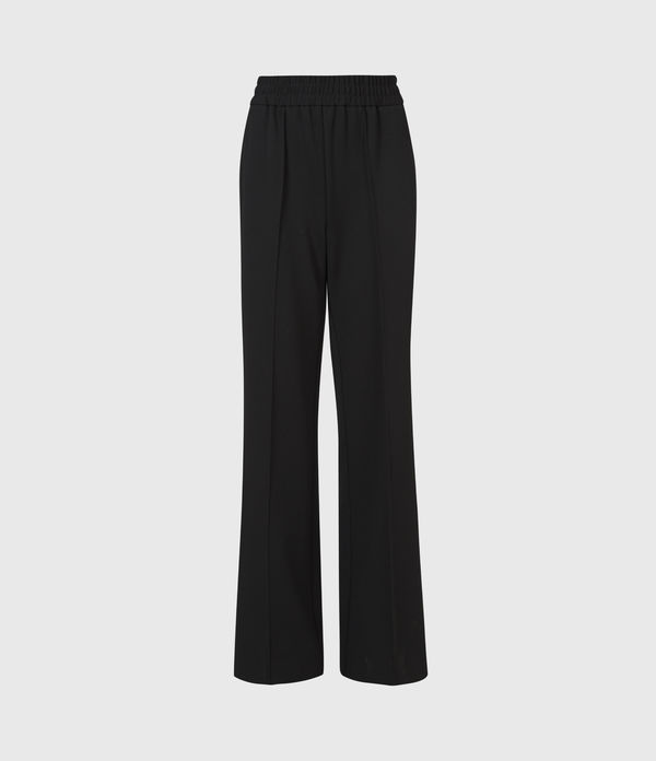 Millie High-Rise Relaxed Trousers