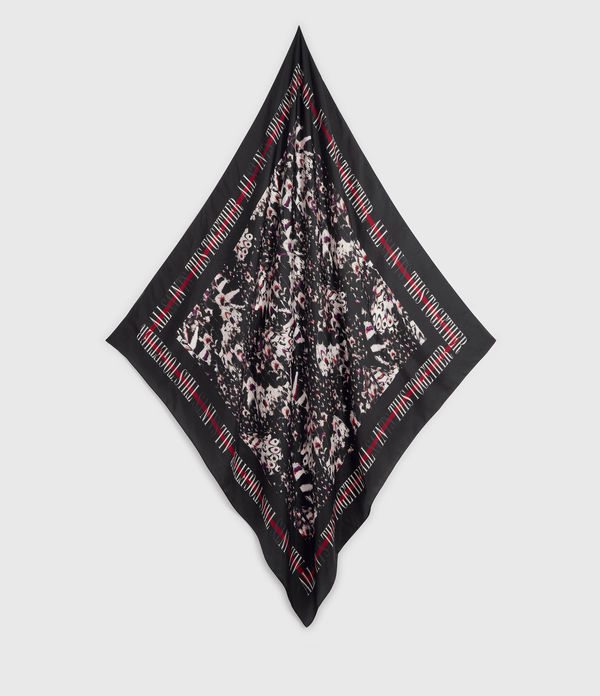 Foulard Allinthis - In seta con grafica multicolore
