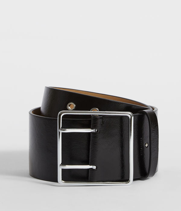 Tatiana Patent Leather Belt