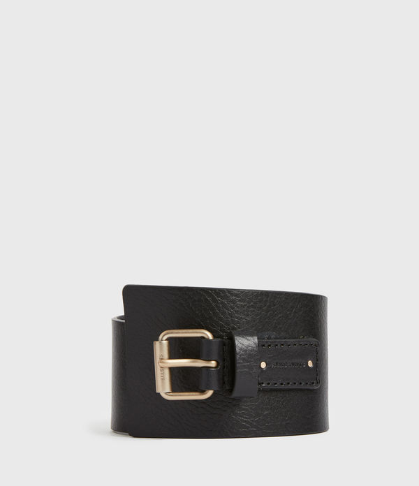 Avery Leather Belt
