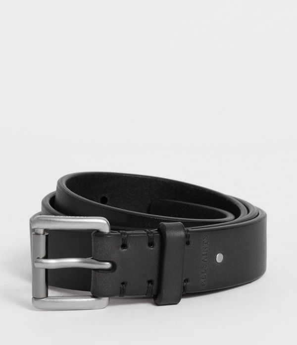 zaneta leather belt