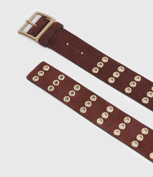 Juniper Leather Belt