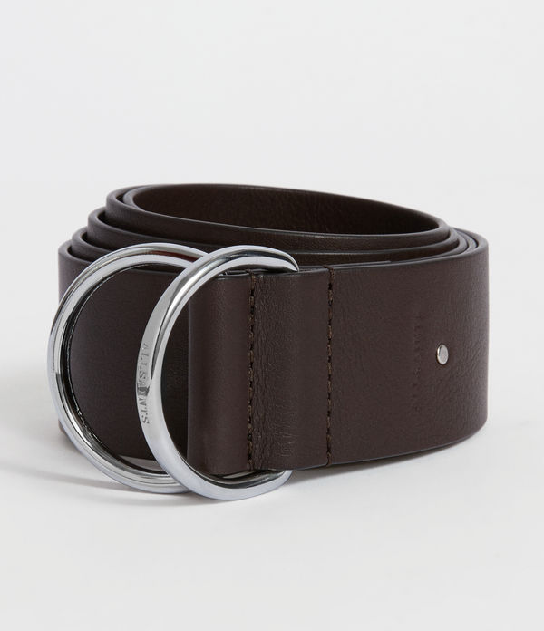 kira leather belt
