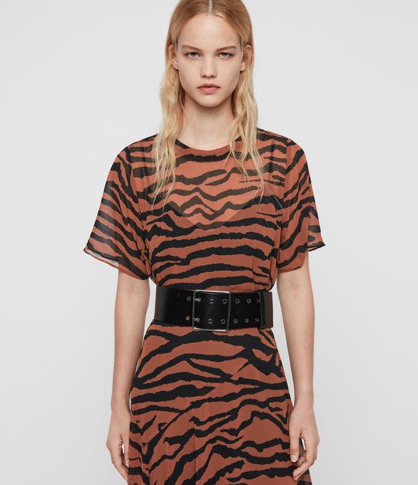 Aline Leather Belt
