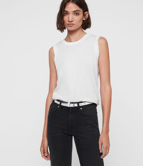 Pipi Leather Belt