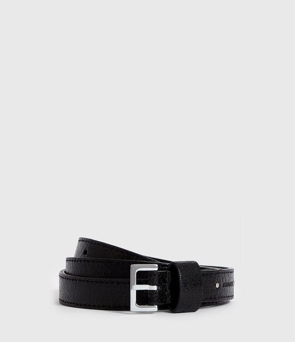 pipi leather belt