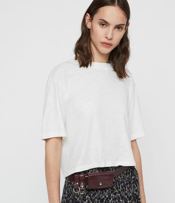 Agnes Leather Belt