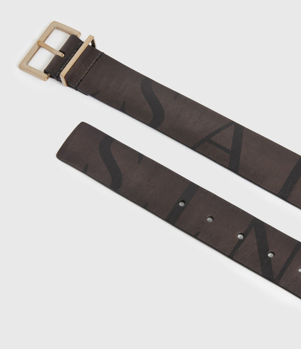 Scarlett Leather Belt