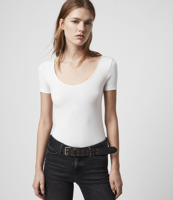 Antares Leather Belt