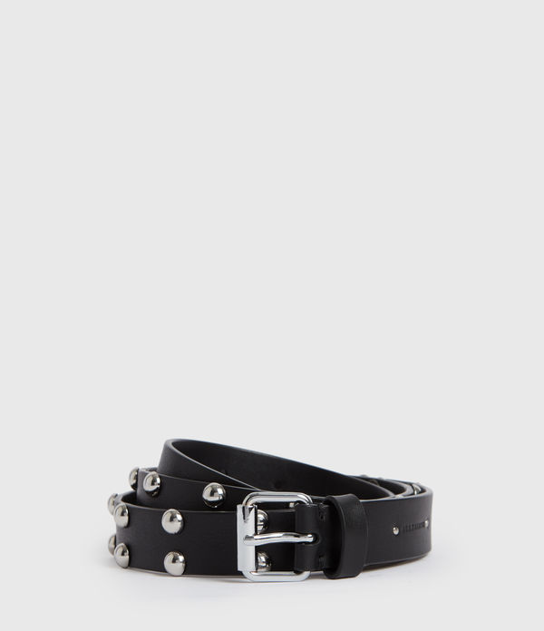 Canis Leather Belt