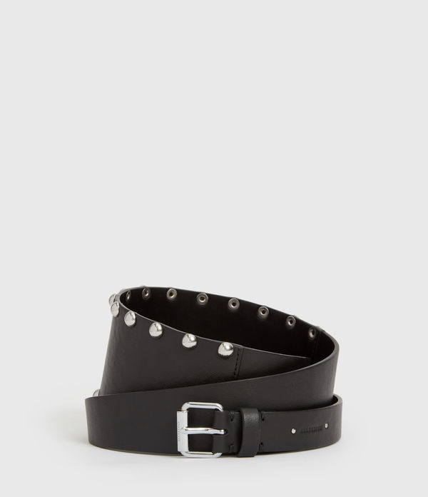 Alcor Leather Belt