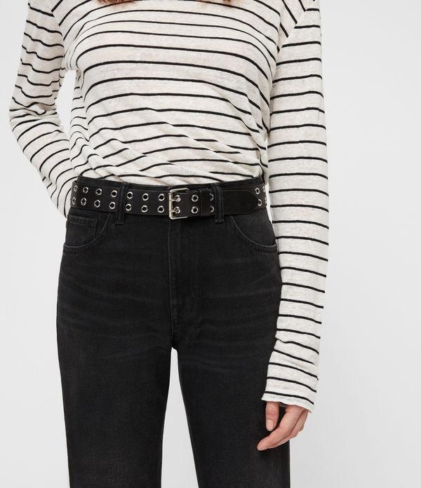 Iryna Leather Belt