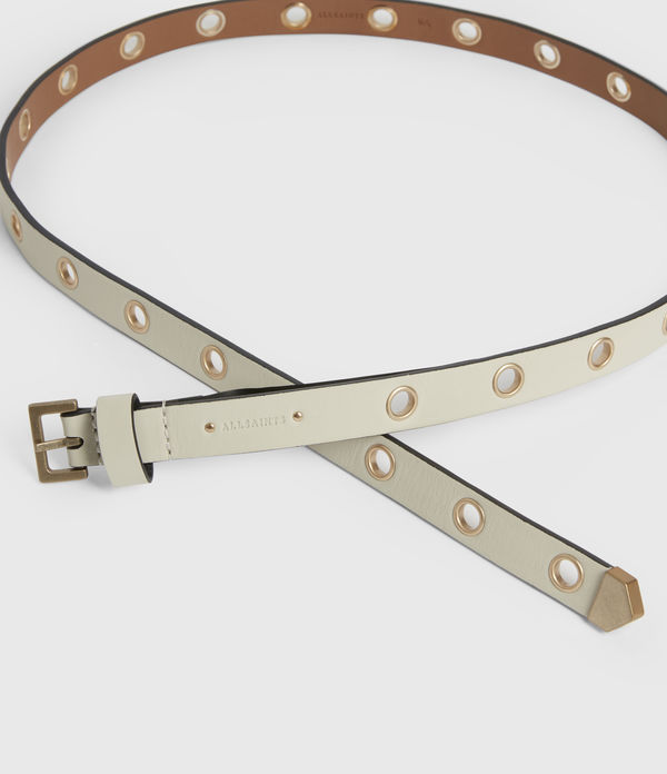 Kristin Leather Belt