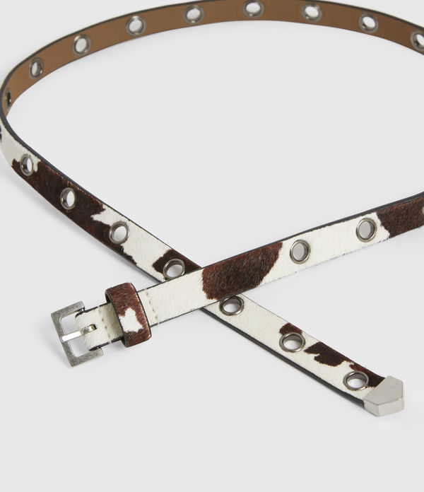 Kristin Leather Belt