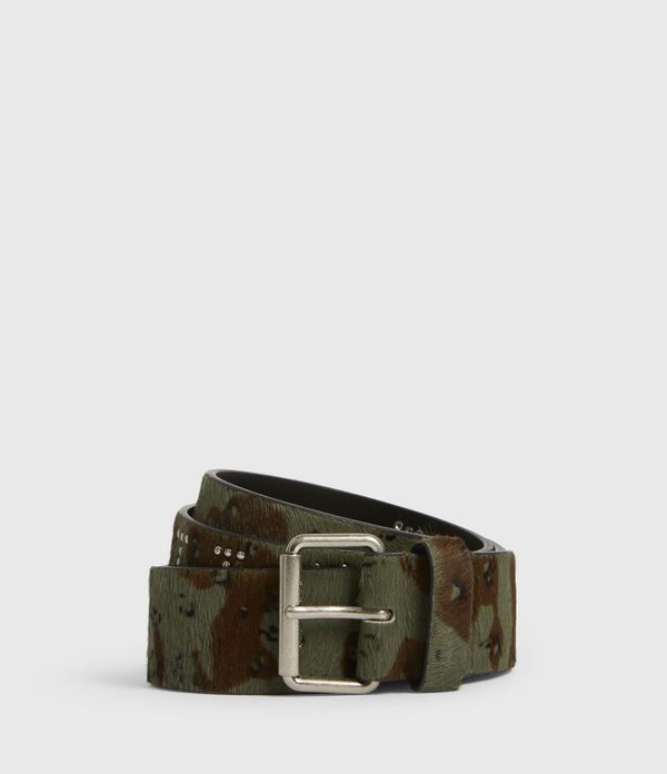 Laia Leather Belt