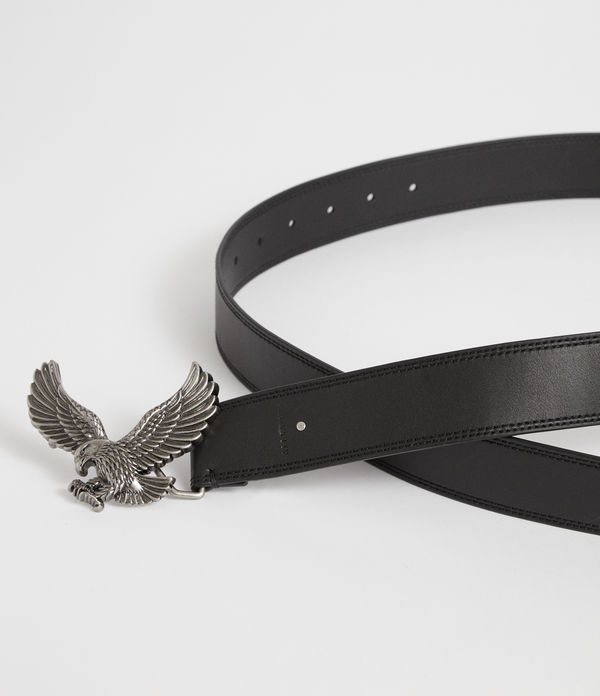 Aquilo Leather Belt