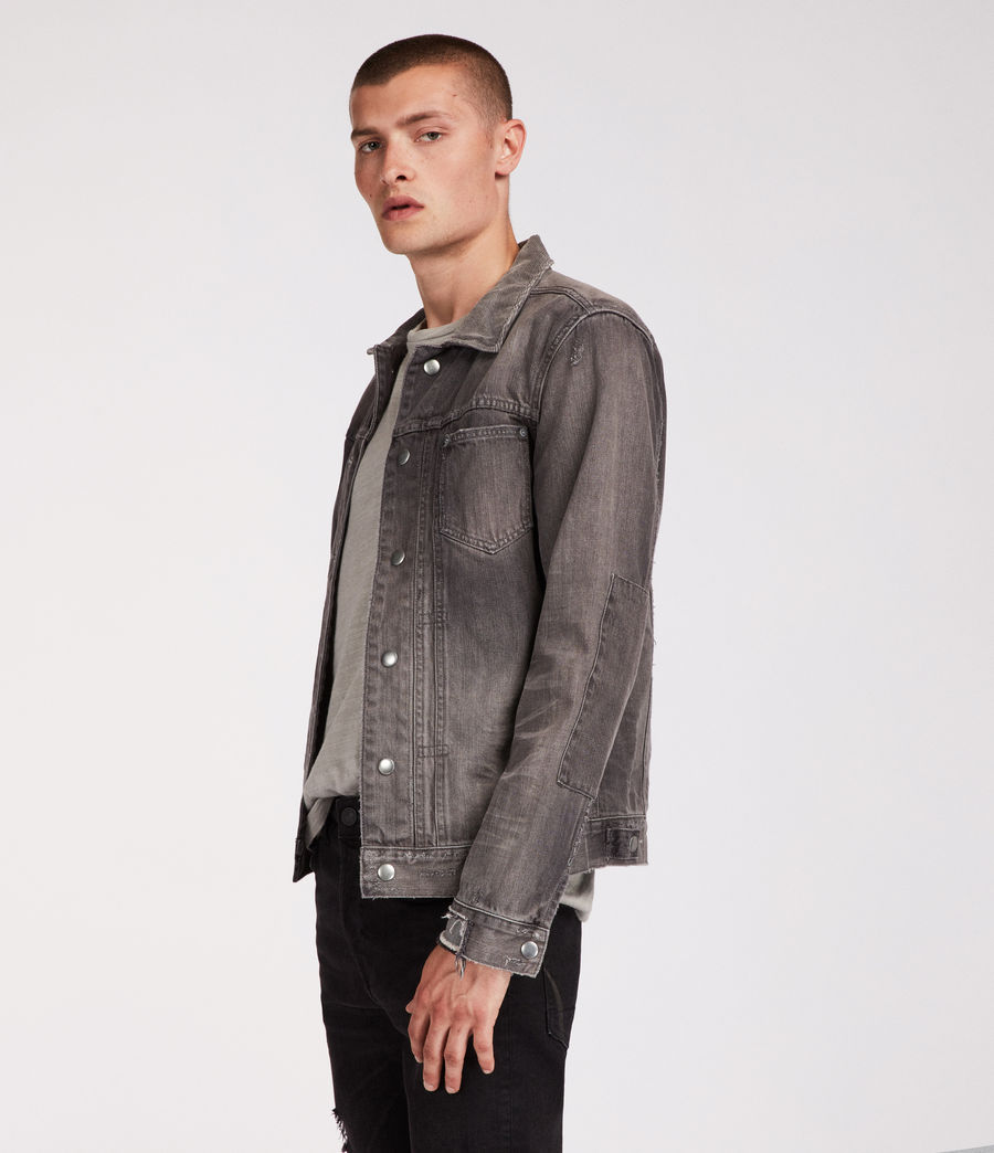 all saints jacket size guide