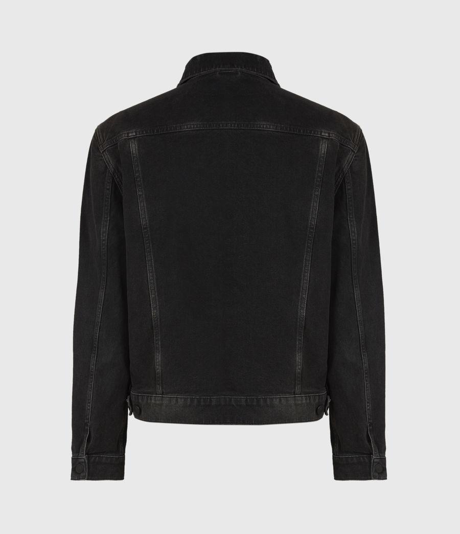 Mens Bocana Denim Jacket (black) - Image 3
