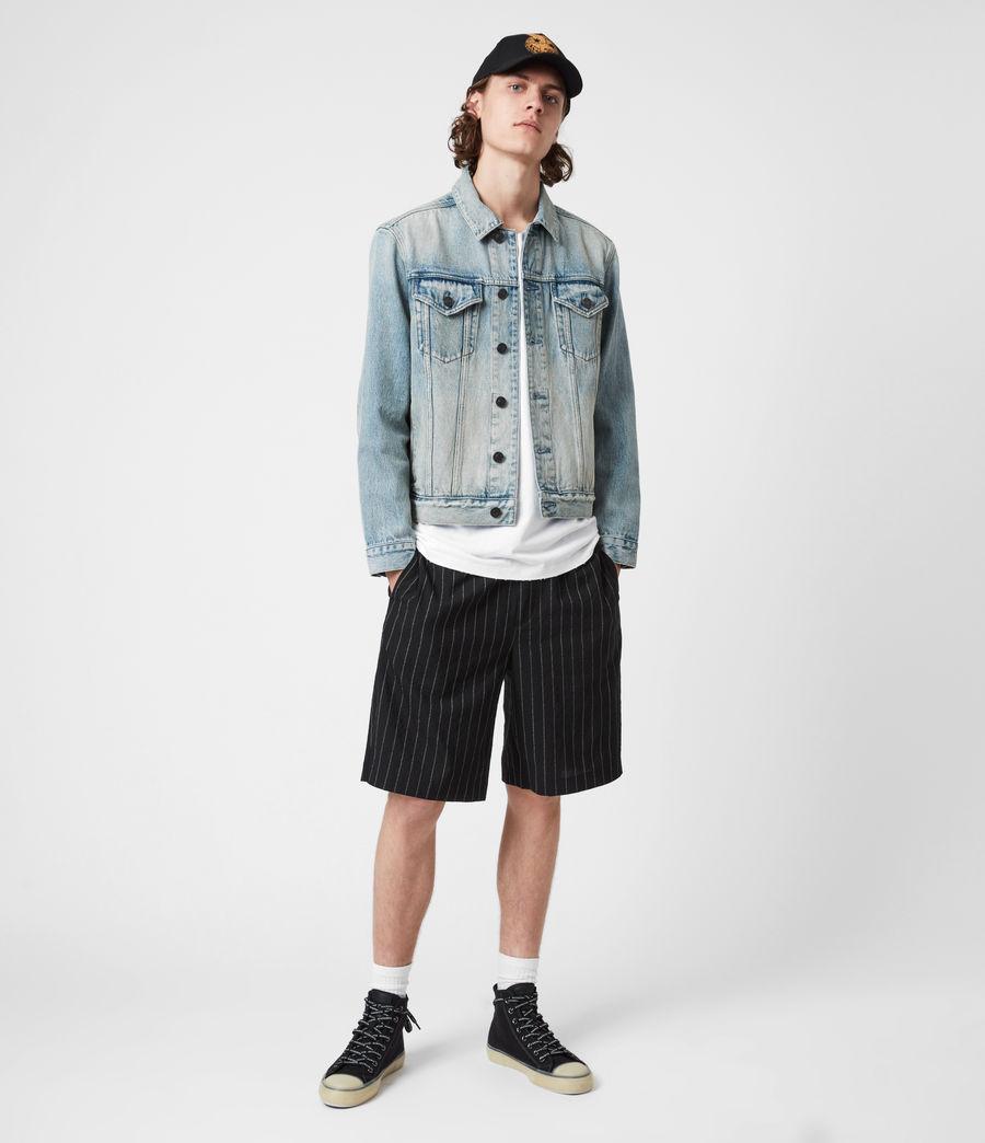 Men's Destin Denim Jacket (mid_indigo) - Image 6