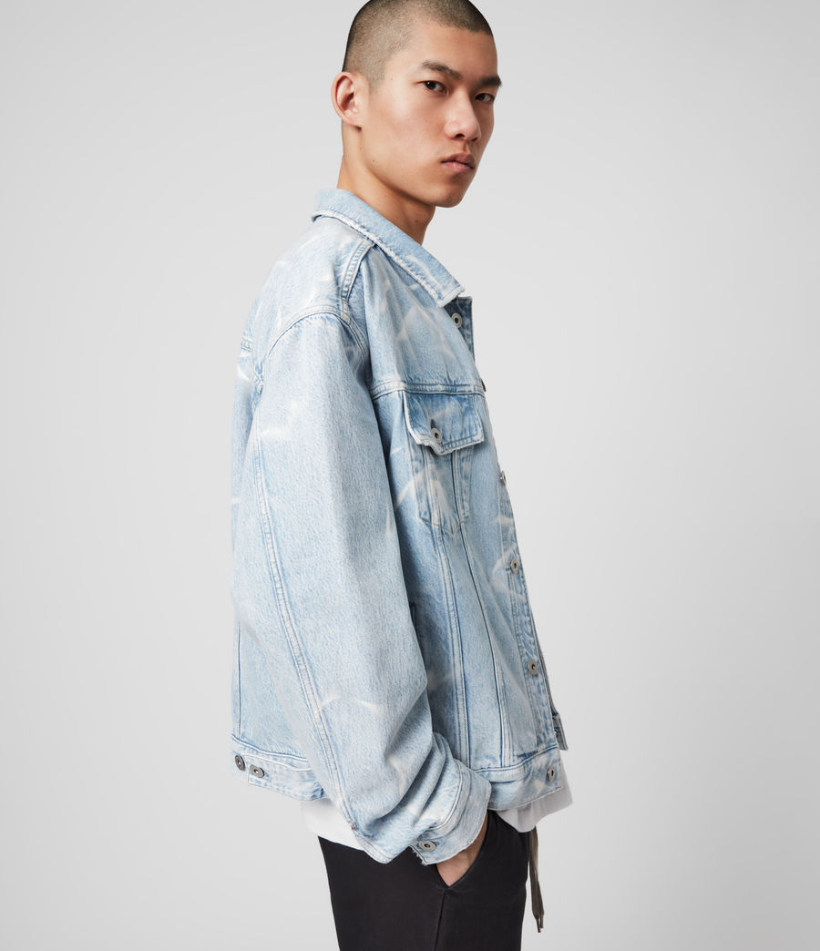 Mens Denby Denim Jacket (light_indigo) - Image 1