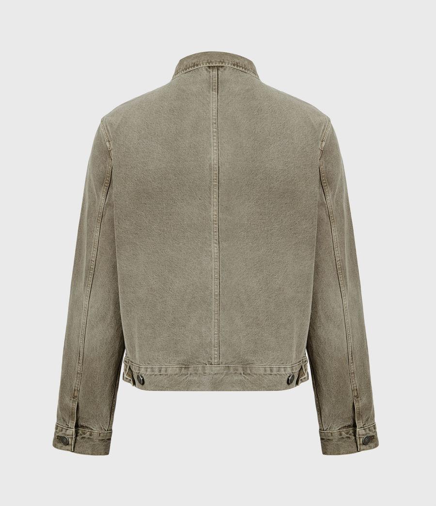 Men's Terrell Cotton Jacket (beech_green) - Image 3