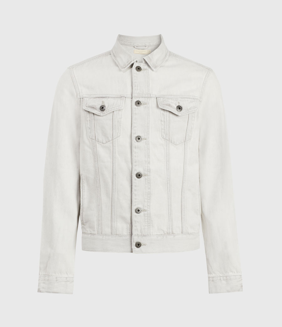 Hombres Kota Denim Jacket (light_grey) - Image 2