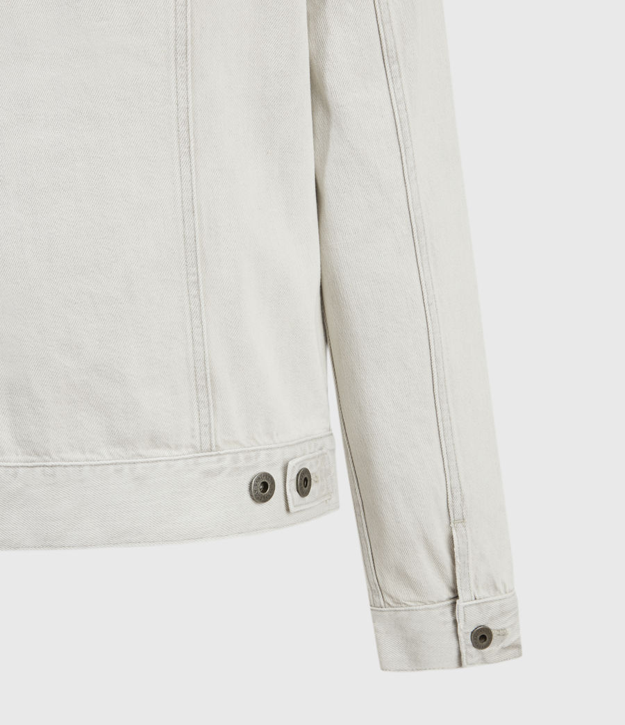 Hombres Kota Denim Jacket (light_grey) - Image 5