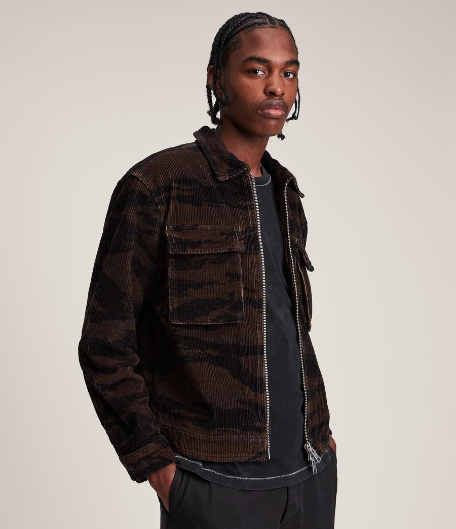 Men's Haxby Jacket (dusty_khaki_brown) - Image 1