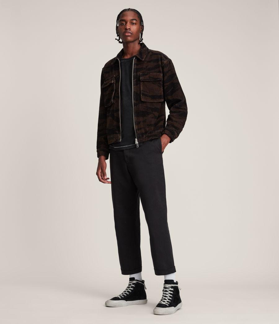 Men's Haxby Jacket (dusty_khaki_brown) - Image 3