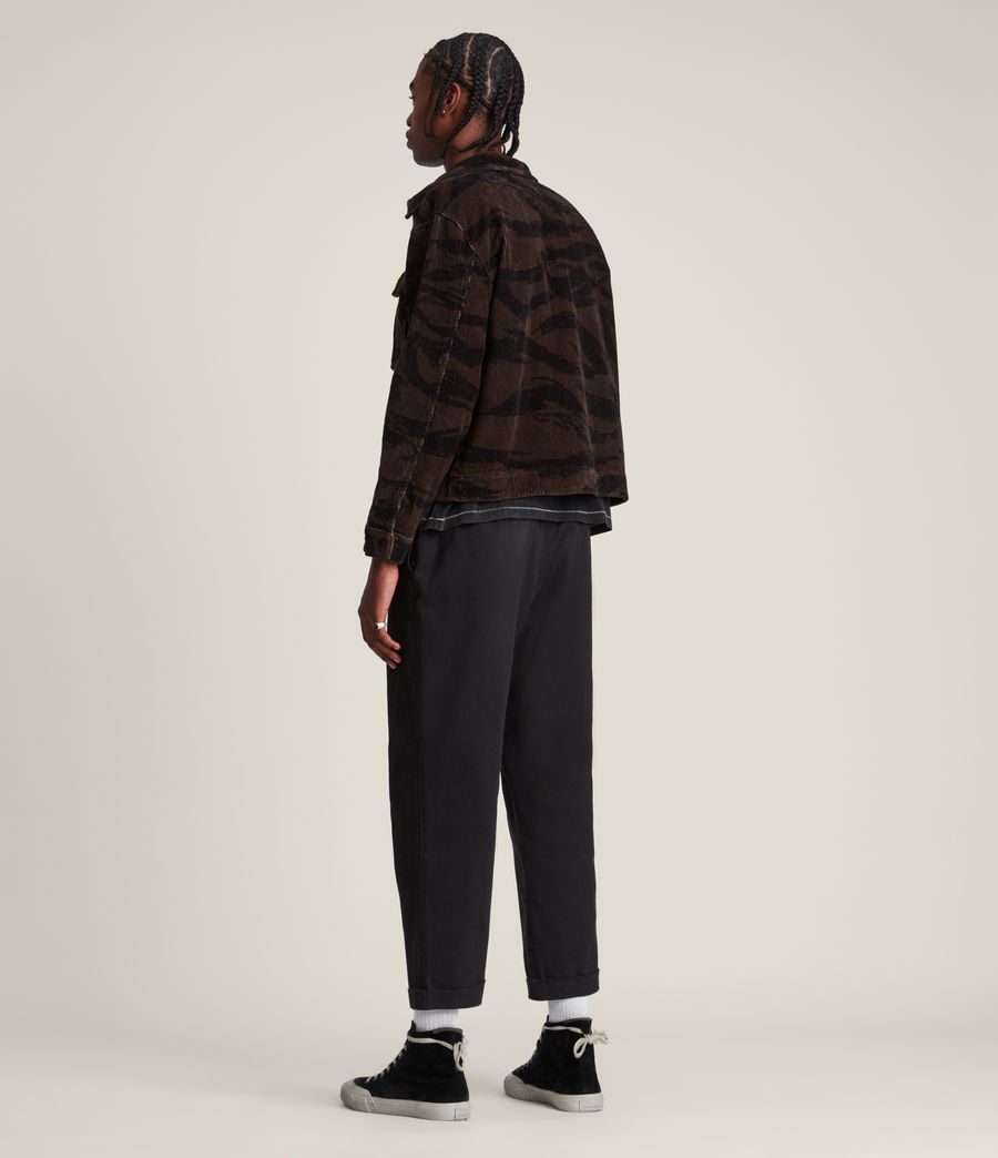 Men's Haxby Jacket (dusty_khaki_brown) - Image 5