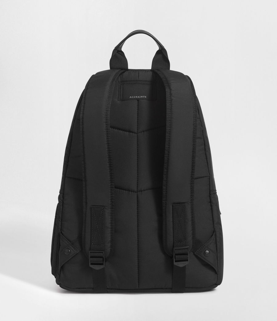 Mens Ridge Rucksack (black) - Image 8