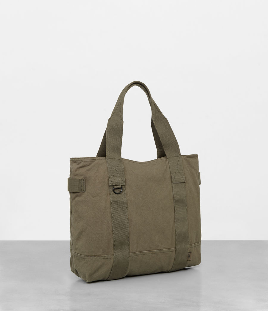 Hombres Bolso tote Sanborn (olive_green) - Image 4