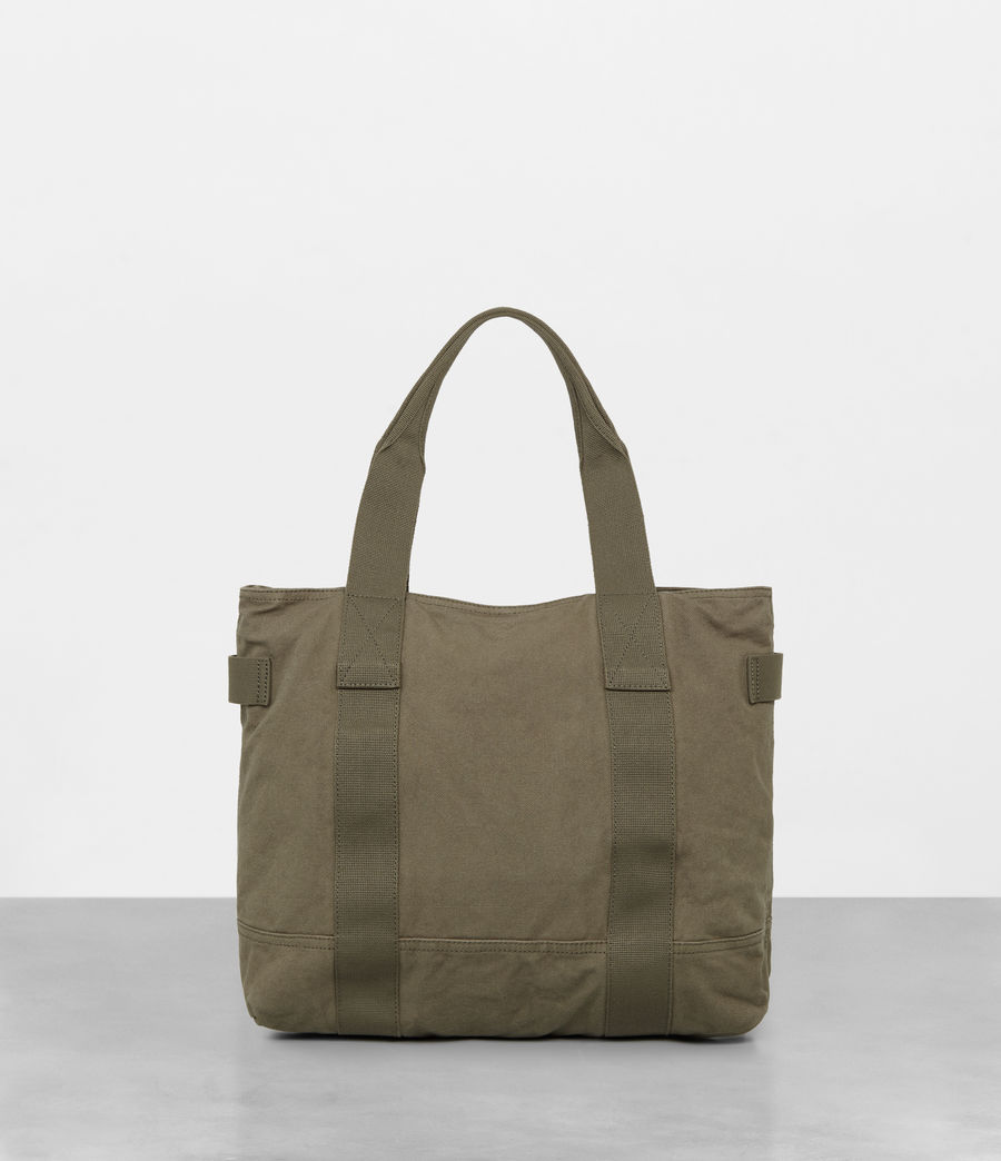 Hombres Bolso tote Sanborn (olive_green) - Image 6