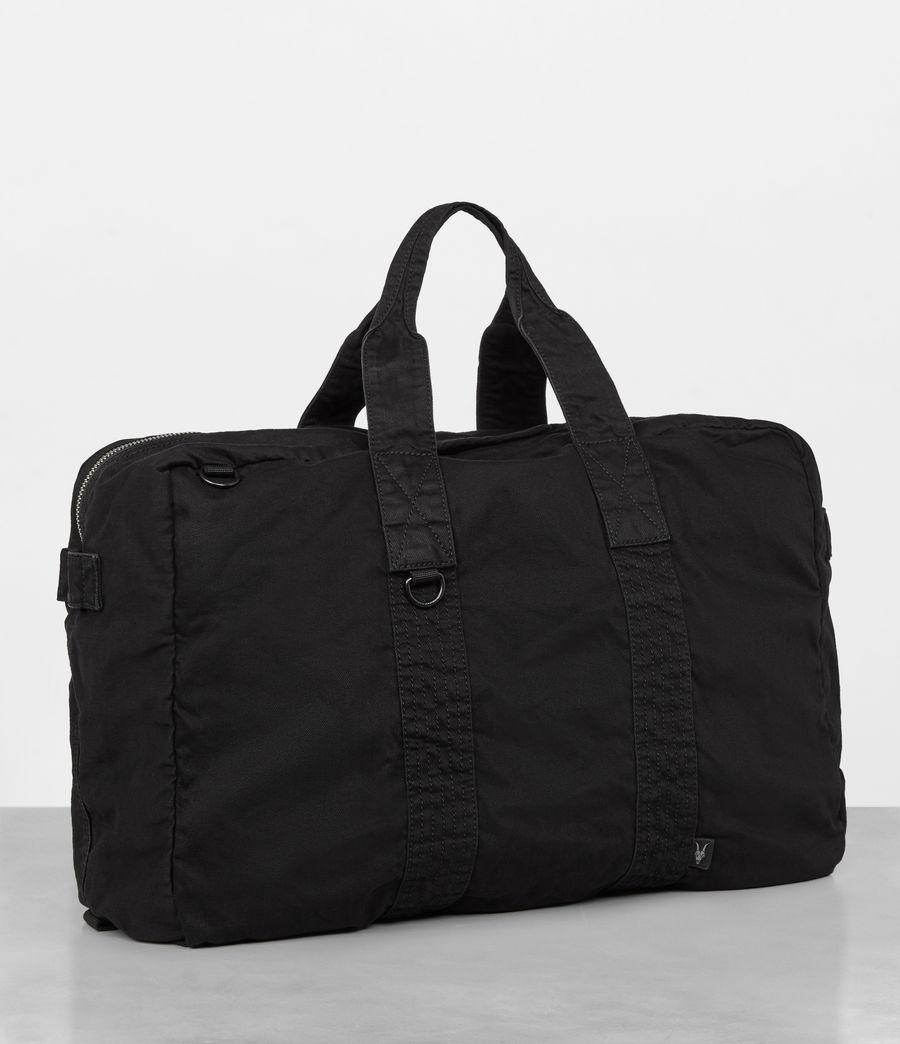 Hombre Bolsa Rockford (black) - Image 3