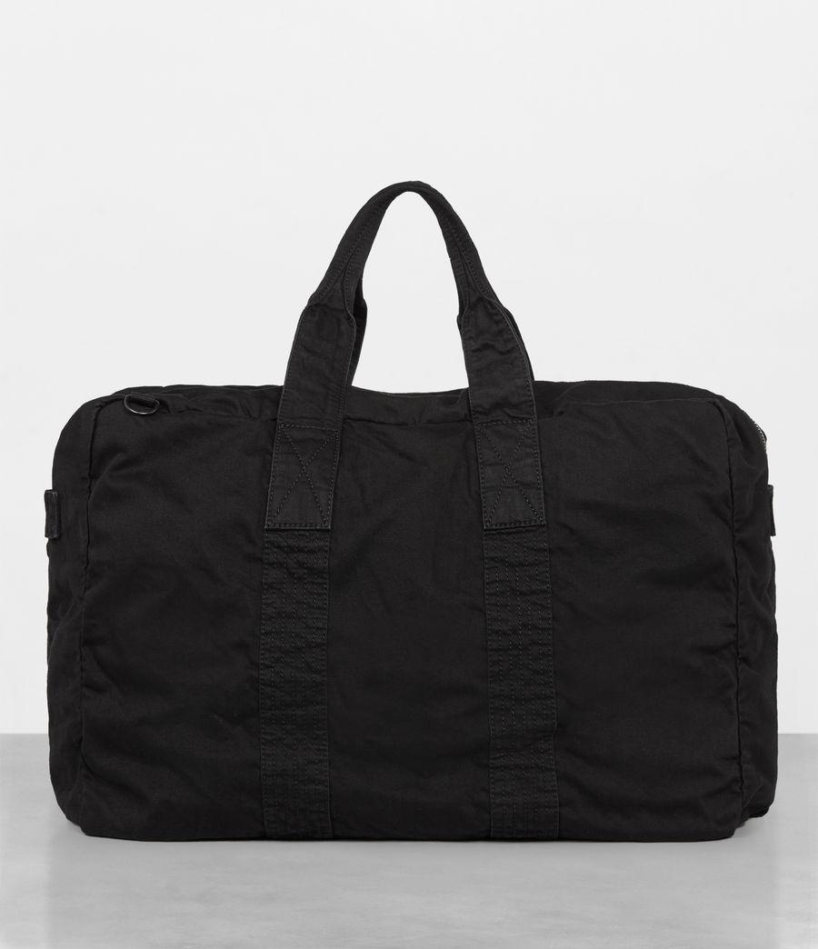 Hombre Bolsa Rockford (black) - Image 4